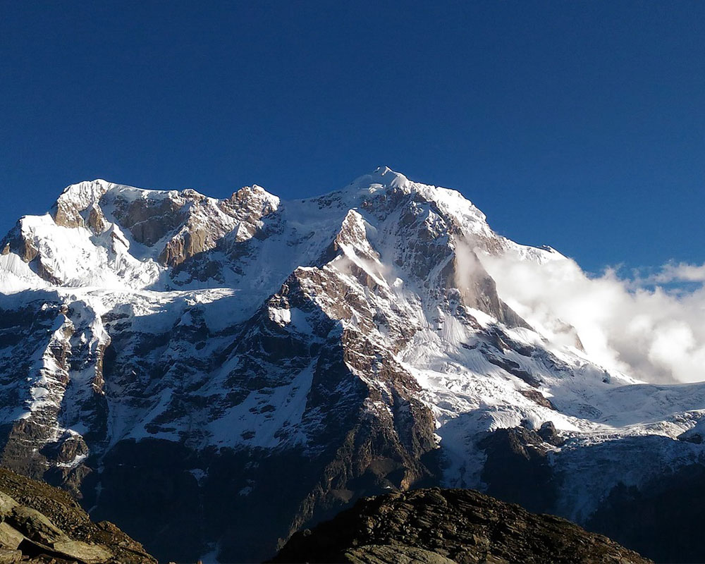 A Week Below Annapurna