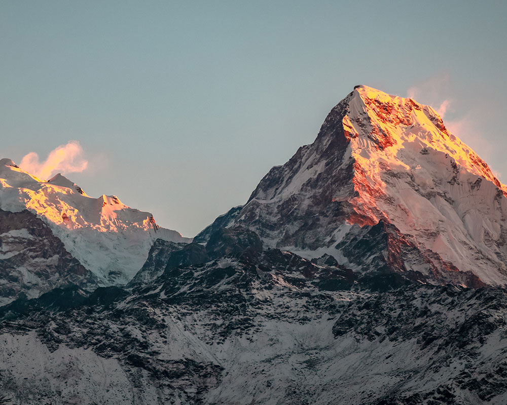 Annapurna Base Camp 12 Nights & 13 Days