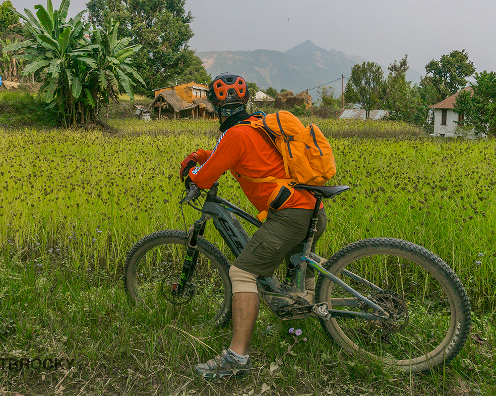 Kathmandu and Pokhara Mountain Bike Tour