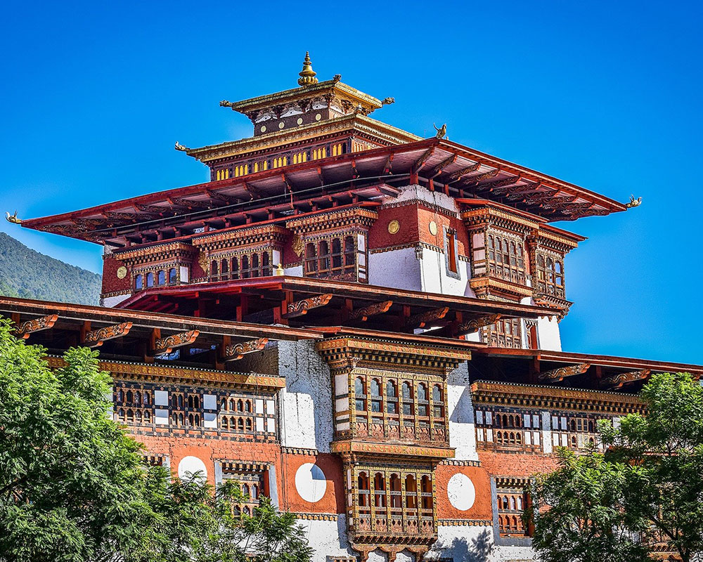 5 Nights Stay in Bhutan