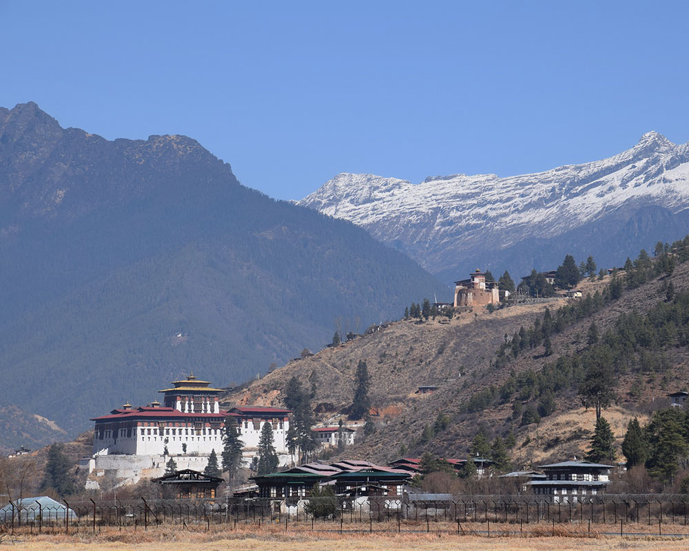 8 Nights Stay in Bhutan