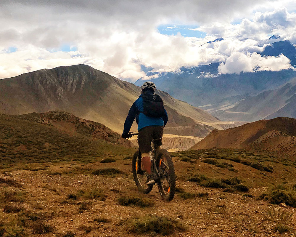 Mountain Biking Checklist