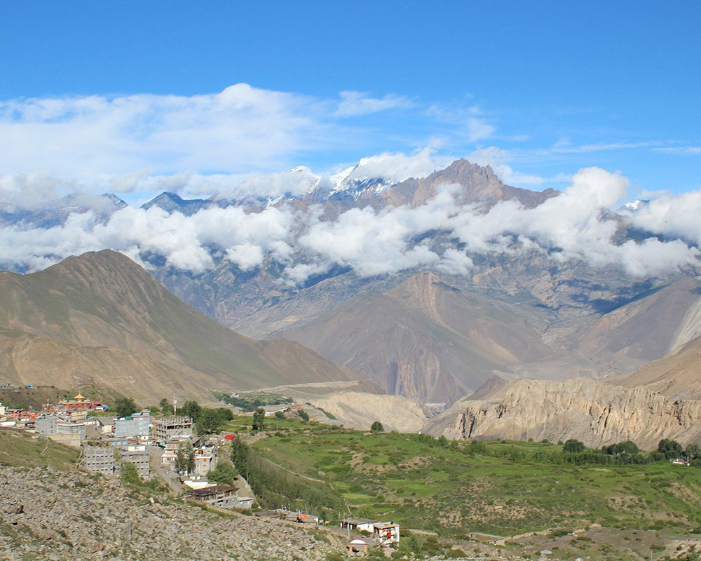 Tour to Muktinath